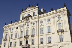Archbishop palace in Prague Royalty Free Stock Photography