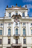 The Archbishop Palace in Prague Stock Image