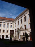 Archbishops Palace, Kromeriz, Czech Republic Stock Photos