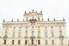 Archbishop's Palace. In Prague (Czech Republic Stock Photos