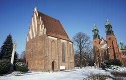 archcathedral βασιλική Paul Peter ST Στοκ εικόνα με δικαίωμα ελεύθερης χρήσης