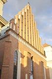 Archcathedral του ST John, Βαρσοβία, Πολωνία Στοκ Φωτογραφία