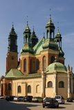 Archcathedral Basilica of St. Peter and St. Paul. Poznan. Poland stock photos