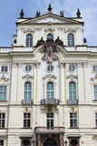 archdiocese παλάτι Πράγα Στοκ εικόνες με δικαίωμα ελεύθερης χρήσης