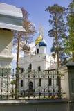 Archdiocese Dedovsk πόλεων ναών του ST George Στοκ Εικόνα