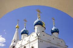 Archdiocese Dedovsk πόλεων ναών του ST George Στοκ φωτογραφία με δικαίωμα ελεύθερης χρήσης