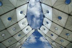 arche Λα Παρίσι της Γαλλίας grande Στοκ εικόνα με δικαίωμα ελεύθερης χρήσης
