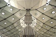 arche Λα Παρίσι της Γαλλίας grande Στοκ Εικόνα