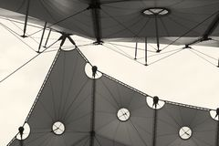 arche λεπτομέρεια μεγάλο Παρί Στοκ φωτογραφία με δικαίωμα ελεύθερης χρήσης
