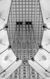 arche λεπτομέρεια grande Παρίσι Στοκ φωτογραφία με δικαίωμα ελεύθερης χρήσης