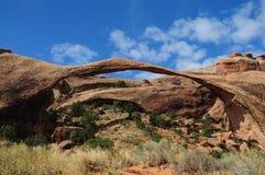 Arche στην έρημο της Γιούτα Στοκ εικόνες με δικαίωμα ελεύθερης χρήσης