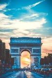 Arche De Triumph Stock Image