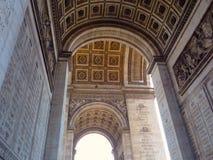 Arche de triumph lizenzfreies stockbild