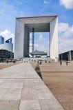 arche frontowy grande losu angeles kwadrat Zdjęcia Stock