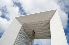arche grande Λα Παρίσι Στοκ φωτογραφία με δικαίωμα ελεύθερης χρήσης