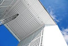 arche grande Παρίσι Στοκ φωτογραφία με δικαίωμα ελεύθερης χρήσης