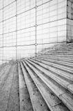 arche grande σκαλοπάτια του Παρισιού Στοκ φωτογραφία με δικαίωμα ελεύθερης χρήσης