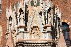 Arche Scaligere Cansignorio - της Βερόνα Ιταλία Στοκ εικόνα με δικαίωμα ελεύθερης χρήσης