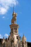 Arche Scaligere of Cansignorio - Verona Italy Stock Photo