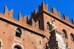 Arche Scaligere Mastino II -维罗纳意大利 免版税库存照片