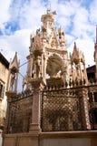 Arche scaligere, Verona Stockfoto