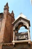 Arche scaligere, Verona Stock Image