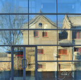 Archean architectuur Royalty-vrije Stock Afbeeldingen