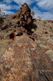 Archean rock - Pilbara Royalty Free Stock Images