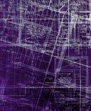 Archecture planea el extracto Fotografía de archivo