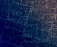 Archecture plant Auszug Lizenzfreie Stockbilder
