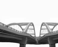 Arched Bridge Stock Photography