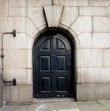 Arched door Stock Photography