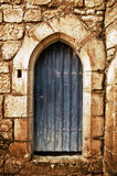 Arched door Stock Photo