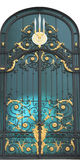 Arched doorway Royalty Free Stock Images