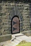 Arched Doorway Stock Image