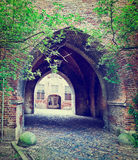 Arched Entrance Royalty Free Stock Image