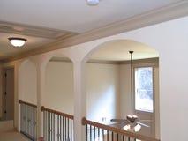 Arched Hallway 2 Stock Photos