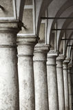 Arched hallway Royalty Free Stock Images