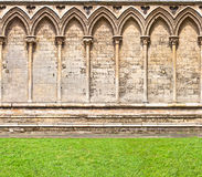 Arched wall Stock Photos