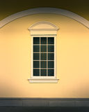 Arched Window Stock Photo