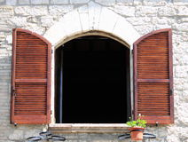Free Arched Window Stock Image - 40070191