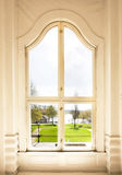 Arched Window royalty free stock photos