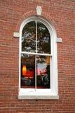 arched window Στοκ εικόνα με δικαίωμα ελεύθερης χρήσης