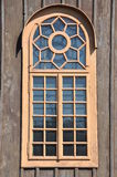 Arched window Stock Images