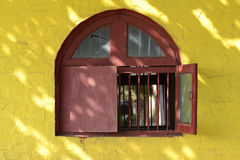 Arched Window, Stock Photography