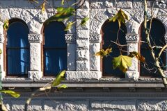 arched windows Royalty Free Stock Photo