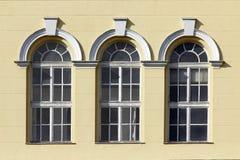 Archedwindow Στοκ Εικόνα