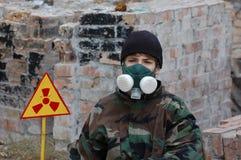 archeologia turysta przemysłowy jądrowy Fotografia Royalty Free