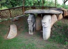 archeological πάρκο SAN agustin Στοκ Εικόνα
