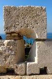 archeological περιοχή του Λιβάνου byblos Στοκ Εικόνες